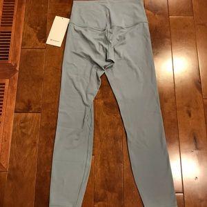 """NWT lululemon align 25"""" pants"""